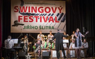 Podpořili jsme festival Jiřího Šlitra