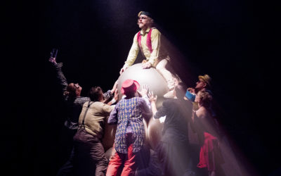 Neskutečná jízda Cirku La Putyka letos s FABkou