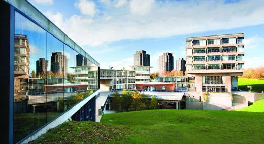Velká dodávka PERK pro univerzitu v Essexu