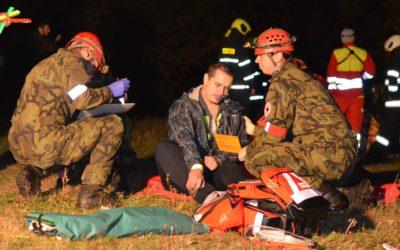 Záchranáři trénovali s FABkou
