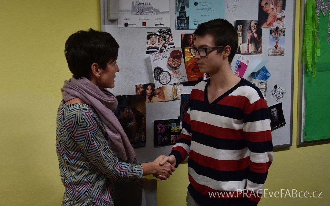Spolupráce ASSA ABLOY Rychnov se studenty OA T. G. Masaryka v Kostelci nad Orlicí
