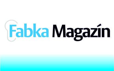 Zimní vydání Fabka Magazínu