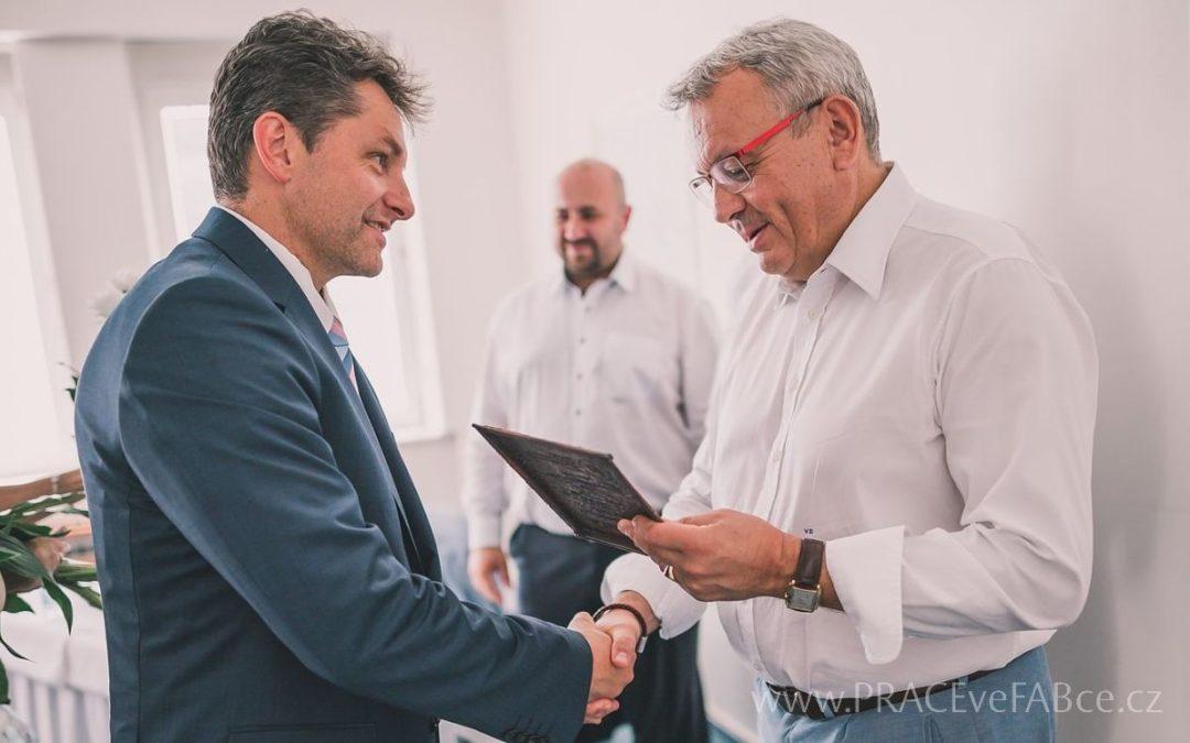 Získali jsme ocenění Zaměstnavatel roku 2018