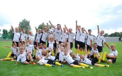 Fabka podpořila YOUNG STARS fotbalový kemp