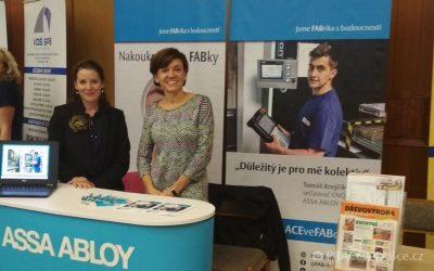 Prezentace středních škol a zaměstnavatelů v Rychnově nad Kněžnou