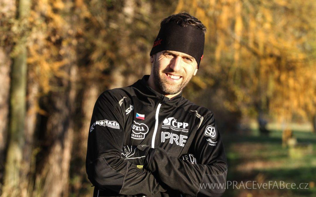 Sportuji, protože rád jím a piju pivo – rozhovor s Martinem Moravcem