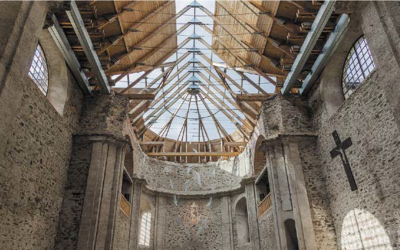 Kostel v Neratově – úžasné místo, které nemá obdoby