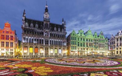 Rozmanitá Belgie